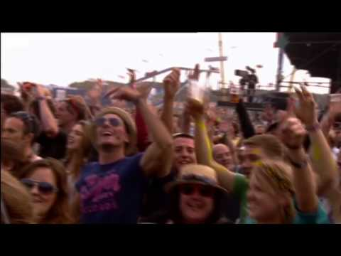 The Lumineers - Ho Hey (Live @ T In The Park, 2013)