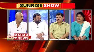 Is BJP aim is to defeat Congress vote bank ? | #SunriseShow