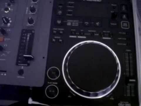 Connecting Pioneer CDJ 350 with virtual dj 7.0 & mixer