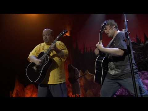 Tenacious D - Master Exploder Live (hd) video