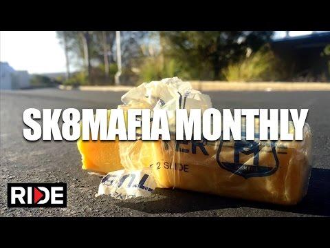 SK8MAFIA Monthly February 2016