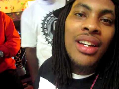 WAKA FLOCKA SHOW'S LOVE TO