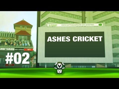 [Vinesauce] Vinny - Ashes Cricket #02 (OUT OF SYNC)