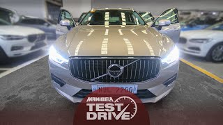 Volvo XC60 T8 Hybrid: Fascinating and Fuel-Efficient SUV  | Manibela