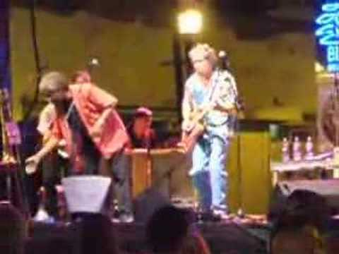 Elvin Bishop Travelin Shoes