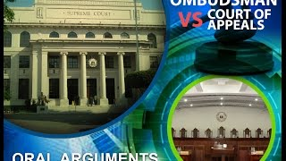 Ombudsman v. Court of Appeals Oral Arguments