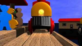 The Wooden Railway