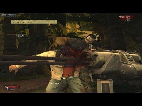 The Punisher (PC) - Mission #10 - Grand Nixon Island