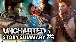Uncharted - What You Need to Know! (Story Summary) (1-3)