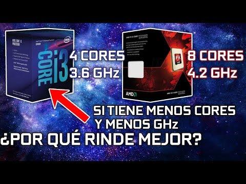 Dudas novatas PC Gaming | Intel vs AMD, Cuello de botella, GTX vs GT,  RAM y VRAM