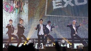 EXO Will Come to Dubai for K-Pop Festival SMTOWN LIVE