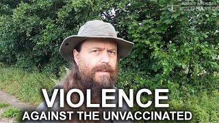 Video: Be ready for Violence if you refuse COVID Vaccine - Bull-Hansen