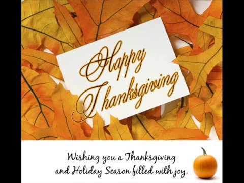 Thanksgiving Song Adam Sandler video