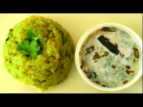 Vaghareli Khichdi-Vegetable rice