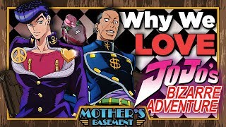 What's So Great About Jojo's Bizarre Adventure (500k Special!)