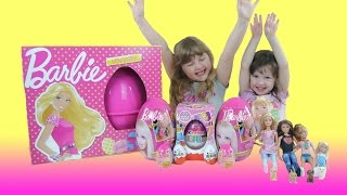 New Barbie Videos Barbie and The Great Golden Egg Adventure | Giant surprise eggs Haul | part #3