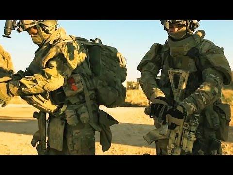 Всего 16 бойцов ССО РФ пopвaли 300 обученных наемников!!!