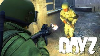 DayZ Standalone 1.0 - Balota Military PVP - Friendly Challenge [027] [Gameplay] Let's Play