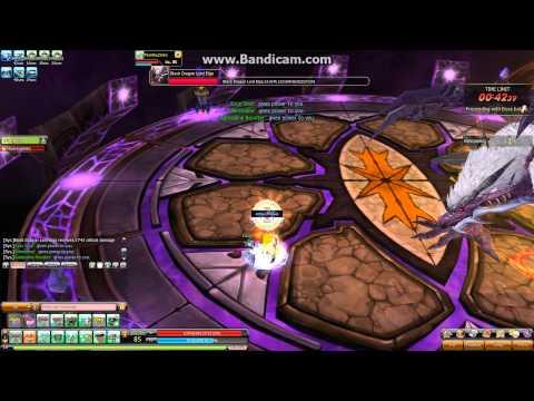 Lavalon Dragonica Elga Hero Mode p4