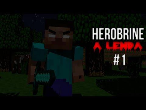 O herobrine a lenda 1