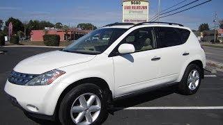 SOLD 2004 Nissan Murano SE Meticulous Motors Inc Florida For Sale
