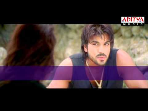 Chirutha Movie Song with Lyrics - Love You Ra (Aditya Music)