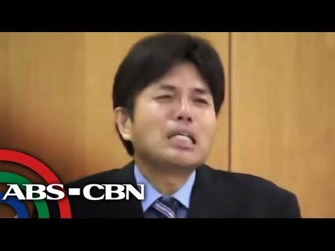 Marc Logan reports a viral video of crying Japanese man en streaming