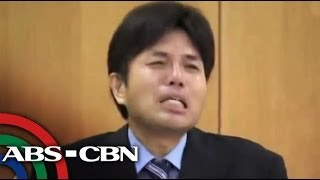 Marc Logan reports a viral video of crying Japanese man