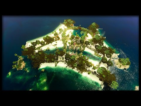 INSANE TROPICAL ISLAND! (GTA 5 Mods)