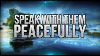 """Speak With Them Peacefully""  – Ustadh Nouman Ali Khan"