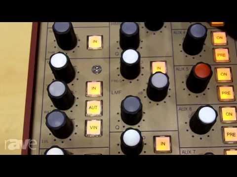 InfoComm 2013: Cadac Breaks Down the CDC Four Digital Console
