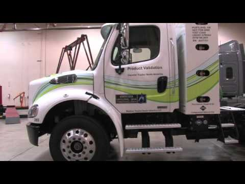 Freightliner Natural Gas Trucks