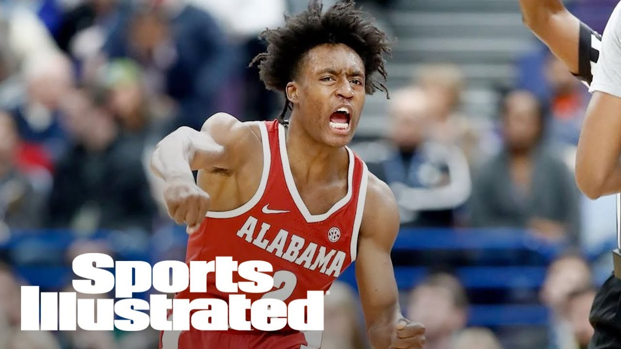 Freshman Collin Sexton's Buzzer-Beater Leads Alabama Over Texas A&M | SI Wire | Sports Illustrated