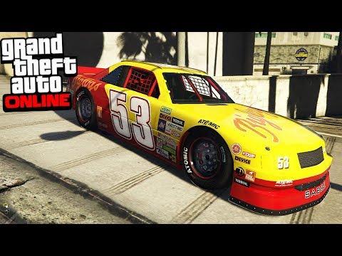 GTA Online - NASCAR DLC