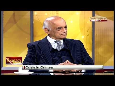 India's Word - Crisis in Crimea