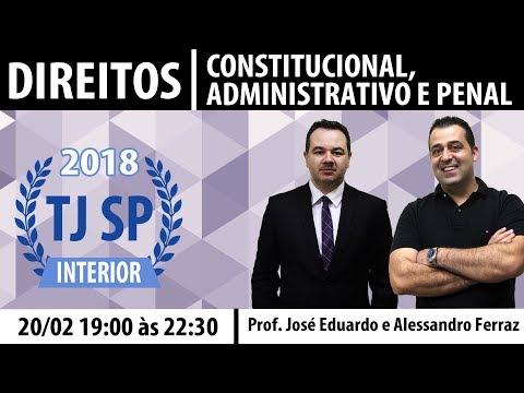 Aulão Gratuito - Direitos Administrativo, Constitucional e Penal thumbnail