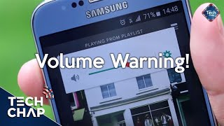 VOLUME WARNING: Is Your Phone Making You Go Deaf?