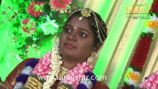 Gana Ulaganathan Daughter Wedding Reception