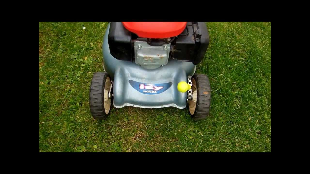 honda izy hrg 415c pde mower m her in hd youtube. Black Bedroom Furniture Sets. Home Design Ideas