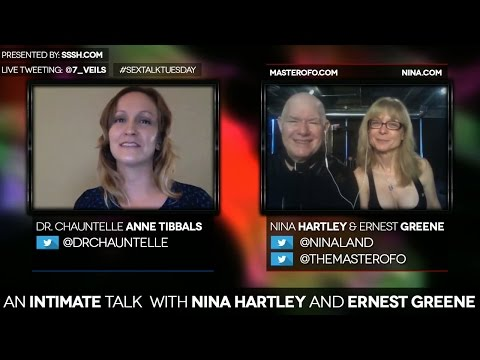 An Intimate Conversation With Nina Hartley And Ernest Greene video
