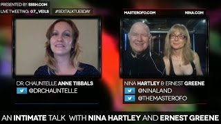 An Intimate Conversation With Nina Hartley and Ernest Greene