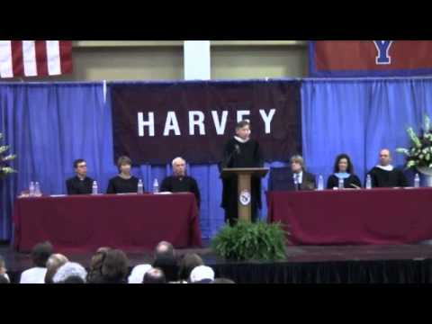 Matthew Cross' Commencement Address at The Harvey School - 04/01/2014