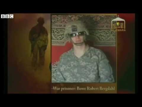 BBC News - US soldier Bowe Bergdahl freed by Taliban in Afghanistan