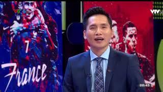 Pháp vs Croatia 4-2: Bình luận sau trận đấu | Chung kết World Cup 2018