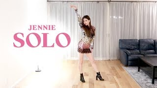 JENNIE - 'SOLO' Dance Cover | Ellen and Brian