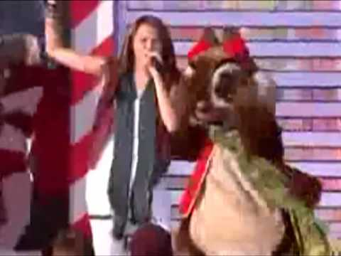 MILEY CYRUS All I Want For Christmas Is You Special 2011 Oh Holy Night Santa Claus Is Coming To Town Music Videos