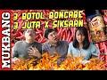 MUKBANG BON CABE 3 BOTOL SIKSAAN BATIN! FEAT VOS FOYER