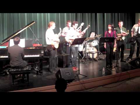 SSU Classic Jazz Ensemble&Julian Lage - Now's The Time
