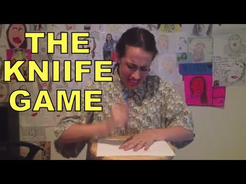 The Knife Game Challenge