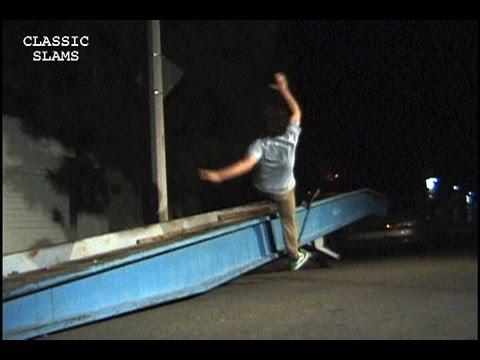 Nick Trapasso Vs. Up Ledge Skateboard Classic Slams #20